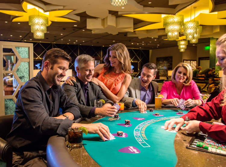 Poker games can be called the most popular online casino leisure